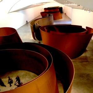 """Richard Serra, """"Snake"""""""