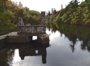 Not the River in question, but the Monks' fishing trap on Lough Corrib, circa 15th or 16th century