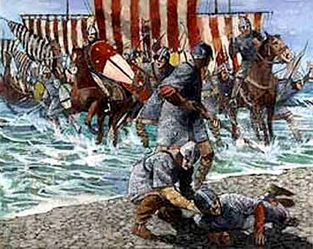 Stage 1 Norman Invasion, 1169