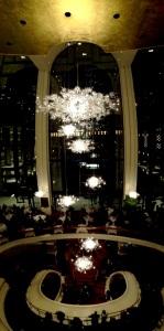 Chandeliers explode over Metropolitan Opera diners