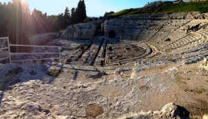 Ancient Greek Tragedies galore-y once staged here