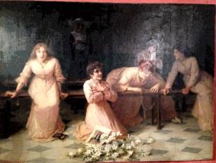 Mental health care....Catania Convent