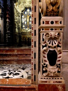Monreale Cathedral, detail