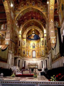 Monreale Cathedral, to the Virin Mary with love, Richard 11...